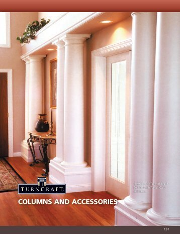 COLUMNS AND ACCESSORIES
