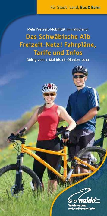 Ï€ - naldo, Verkehrsverbund Neckar-Alb-Donau