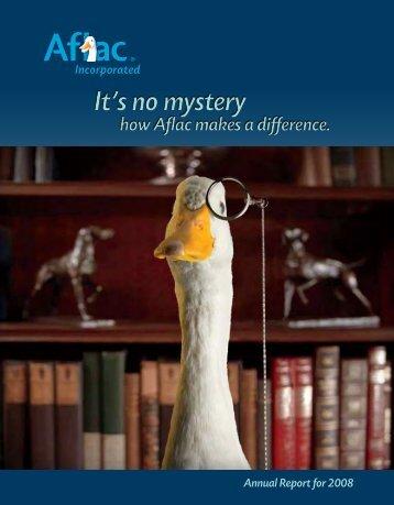 It's no mystery