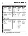 PROGRAM & SCHEDULE - Page 7