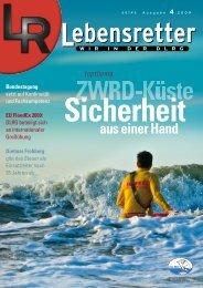 Lebensretter 4/2009 - DLRG