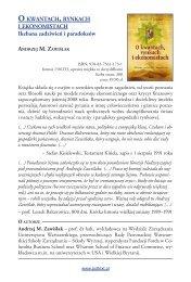 spis treści i I rozdział (pdf) - Poltext