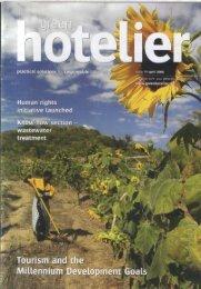 green hotelier april 2006 - Siwa