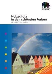 Holz - Deutsche Amphibolin Werke -  Caparol