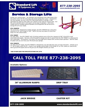 CALL TOLL FREE 877-238-2095