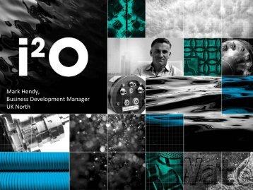 Mark Hendy Business Development Manager UK North