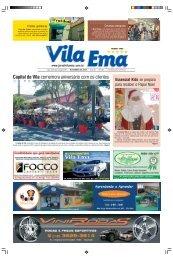 Capital da Vila comemora aniversário com os clientes