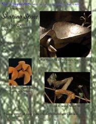 Will Slagel Metal Meanders Steel Sculpture