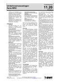 Umkehrosmoseanlagen Serie BRO - Bwt - Seite 3