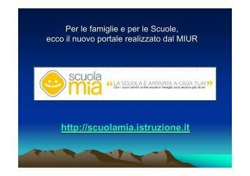 http://scuolamia.istruzione.it