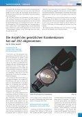 Immer weniger Krankenkassen Arbeitsamt zahlt Dauerwelle - CGM - Seite 5