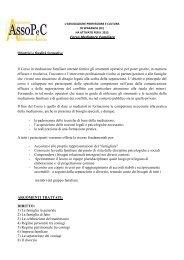 Programma - ordine assistenti sociali campania