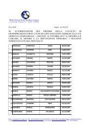 elenco partecipanti - ordine assistenti sociali campania