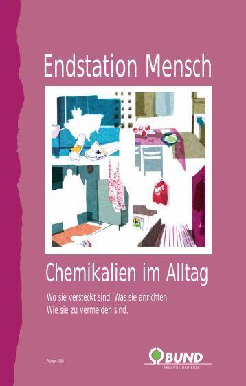 Endstation Mensch - BUND für Umwelt und Naturschutz Deutschland
