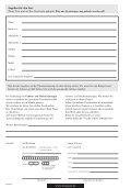 Bestellformular/Version Bo - Seite 2