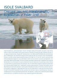Crociere con MS Nordstjernen Expedition e Polar Star