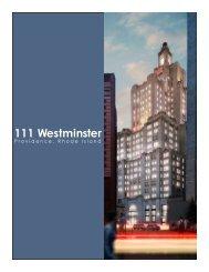 111 Westminster
