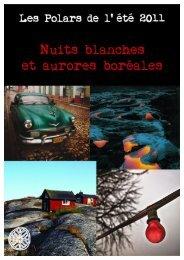 Les Polars de l'ete 2011