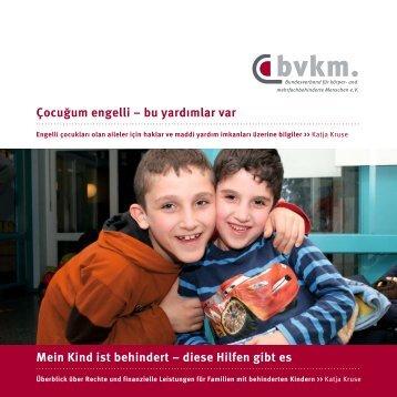 Çocuğum engelli - Bundesverband für körper