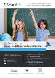 Die Revolution der Schul- und Kindergartenfotografie