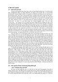 Nghiên cứu độ nhạy của mô hình khí hậu khu vực ... - Việt Nam - Page 3