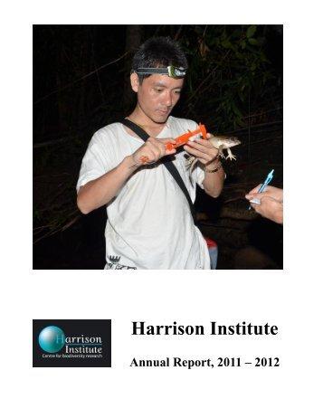 Harrison Institute