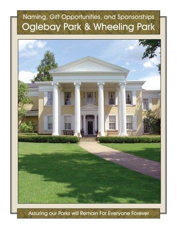 here - The Oglebay Foundation