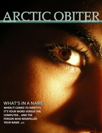 ARCTIC OBITER