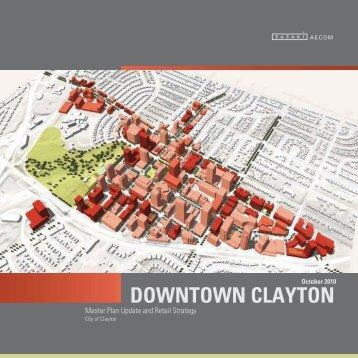 DOWNTOWN CLAYTON