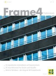 Frame4Professionals - zemp! architektur