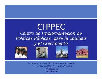 CIPPEC