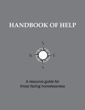 HANDBOOK OF HELP