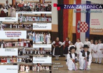 lebendige gemeinde - Hrvatski dušobrižnički ured u Njemačkoj