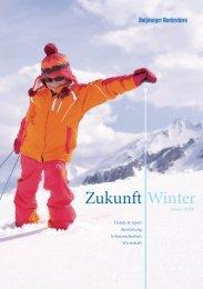 """Magazin """"Zukunft Winter Saison 08/09"""" (PDF, 4MB - Netzwerk Winter"""