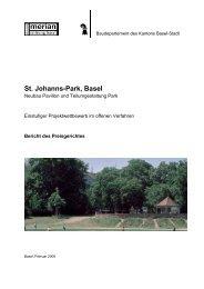 St. Johanns-Park, Basel - Basel-Stadt
