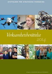 SSF-rapport nr 19 ISSN 1654-9872 ISBN-nummer 978-91-89206-60-1