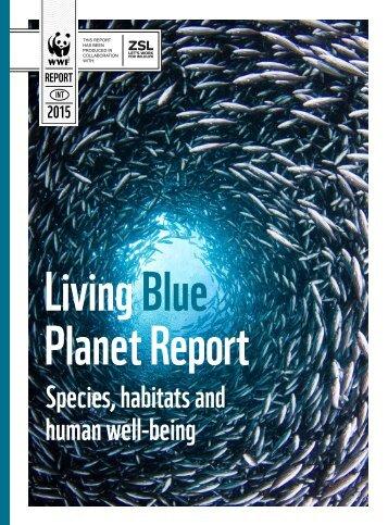 Living Blue Planet Report