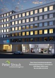 Angebote_Straub 5 Oktober - Peter Straub Immobilienmanagement