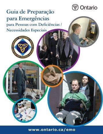 Guia de Preparação para Emergências