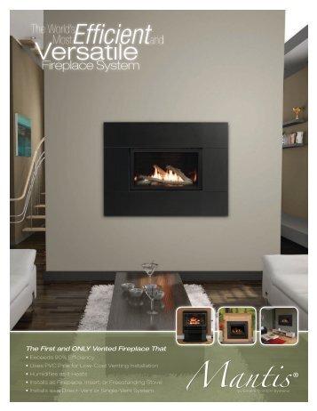 Fireplace System