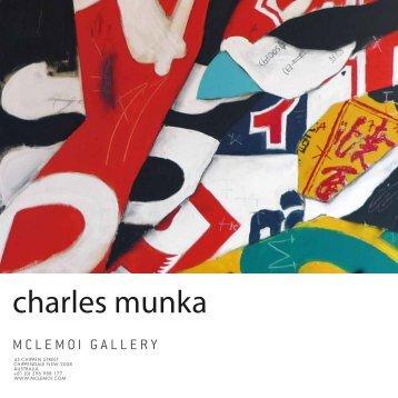 charles munka
