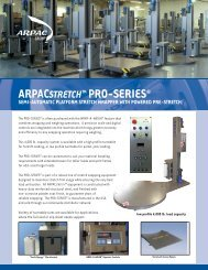 ARPACSTRETCH PRO-SERIES
