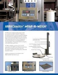 ARPACSTRETCH WRAP-N-WEIGH