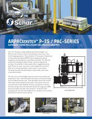ARPACSTRETCH P-25 / PAC-SERIES