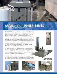 ARPACSTRETCH POWER-SERIES