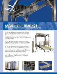 ARPACSTRETCH RTAC-4Q3