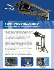 ARPAC RTA-SERIES