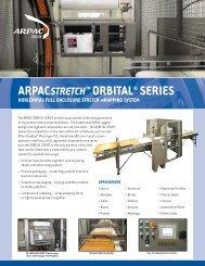 ARPACSTRETCH ORBITAL SERIES