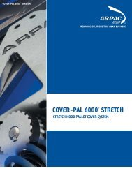 COVER-PAL 6000® STRETCH