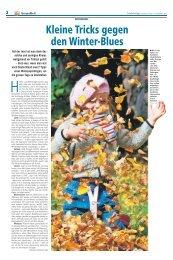 Gesundheit - Mallorca Zeitung